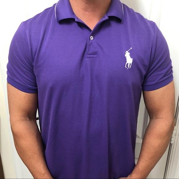 34ab628e Ralph Lauren Shirts | Polo Golf Shirt Size L | Poshmark